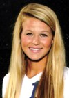 St. Ursula Volleyball's Kristen Massa Sets School Record and Surpasses 1,000 Kills