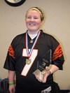 Teresa Callahan Selected for the Saint Ursula Academy 2014 Respect the Game of Life Award