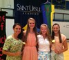 St. Ursula Academy Inducts 113 into  National Honor Society