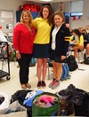Saint Ursula Academy Students Shine Light on Teen Homelessness in Partnership with Lighthouse Youth Services