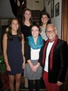 Saint Ursula Academy French Honor Society Inducts Four New Members