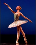 SUA's Fuller to Perform in Cincinnati Ballet's Coppelia