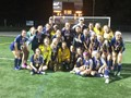 SUA Soccer Wins District Championship