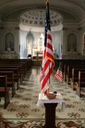 Saint Ursula Academy Honors Veterans