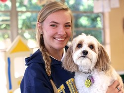 Saint Ursula Academy's Carrick named #ADifferenceMaker