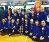 Dance Team Wins State Competition!