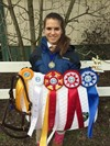 Saint Ursula Academy's Emma Carroll Advances to Interscholastic Equestrian Association Finals
