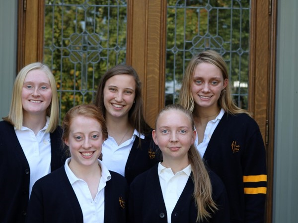 Saint Ursula Academy Names National Merit Students for '17-'18