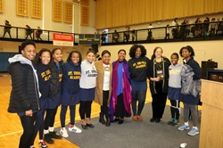 SUA's Parents of African American Daughters Hosts All School Assembly