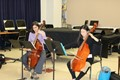 Saint Ursula Students Learn About Baroque and Renaissance Style Music with Guest Performers
