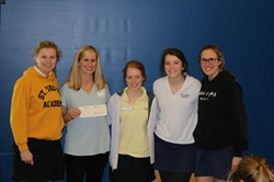 Gingers and Co. Club at Saint Ursula Academy Raises Awareness about Skin Cancer Prevention