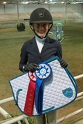 SUA Equestrian Niesen Advances to Zone Competition