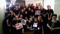 SUA Students Win Multiple Awards at Ohio Junior Classical League State Convention