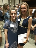 Two Saint Ursula Academy Students Named Finalists for the Simon Lazarus, Jr. Human Relations Award