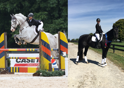Saint Ursula Academy Students Excel in Equestrian Events