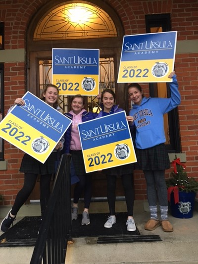 New Class of 2022