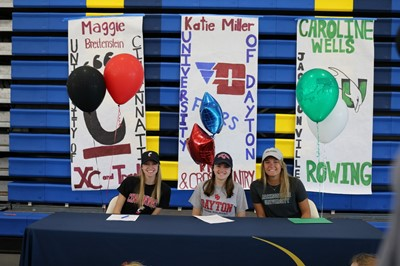 Spring Athletic Signing Event