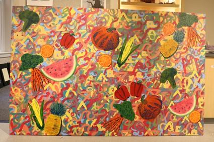 Student Art Donated