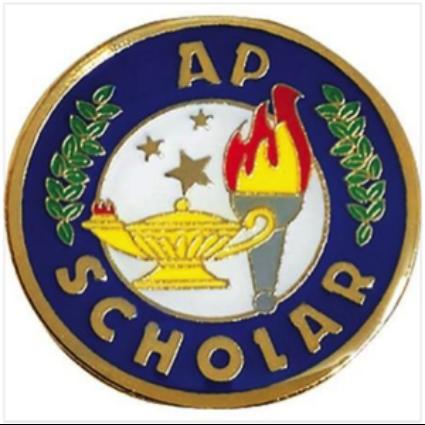 AP Scholar Graphic