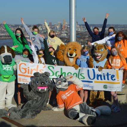 Girls Schools Unite Banner