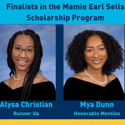 Scholarship Runners Up
