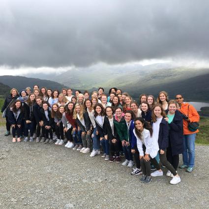 SUA Students in Great Britain