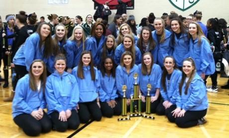 Congratulations to the SUA Dance Team!