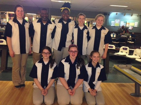 The SUA Bowldawgs Finished Top 8 at Sectionals are are Moving on Districts!