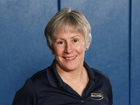 SUA Coach Ann Gartner was named Swimming Coach of the Year