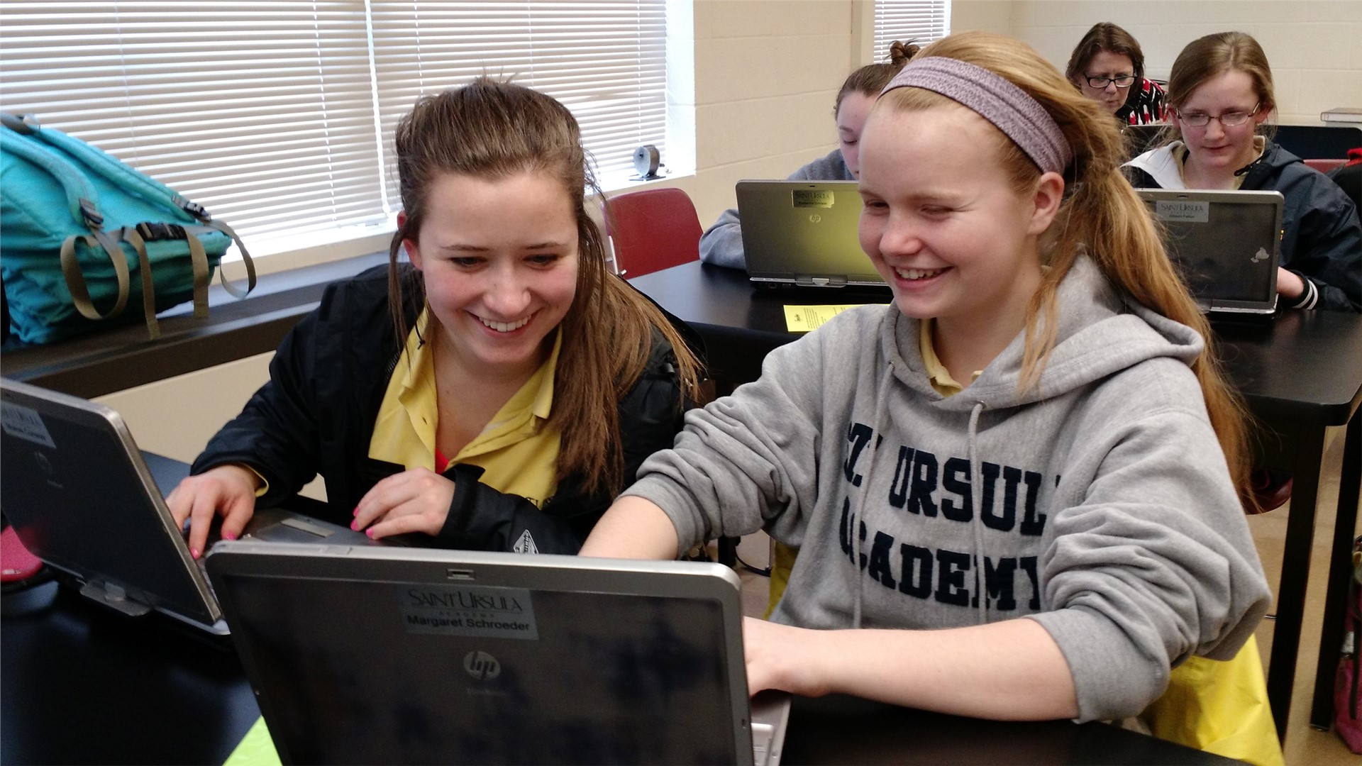 SUA students compete in TechOlympics sponsored by local corporations