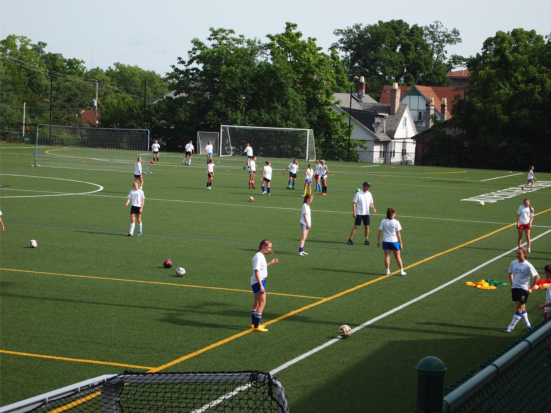 SUA Summer Camp Fun! Soccer Camp!