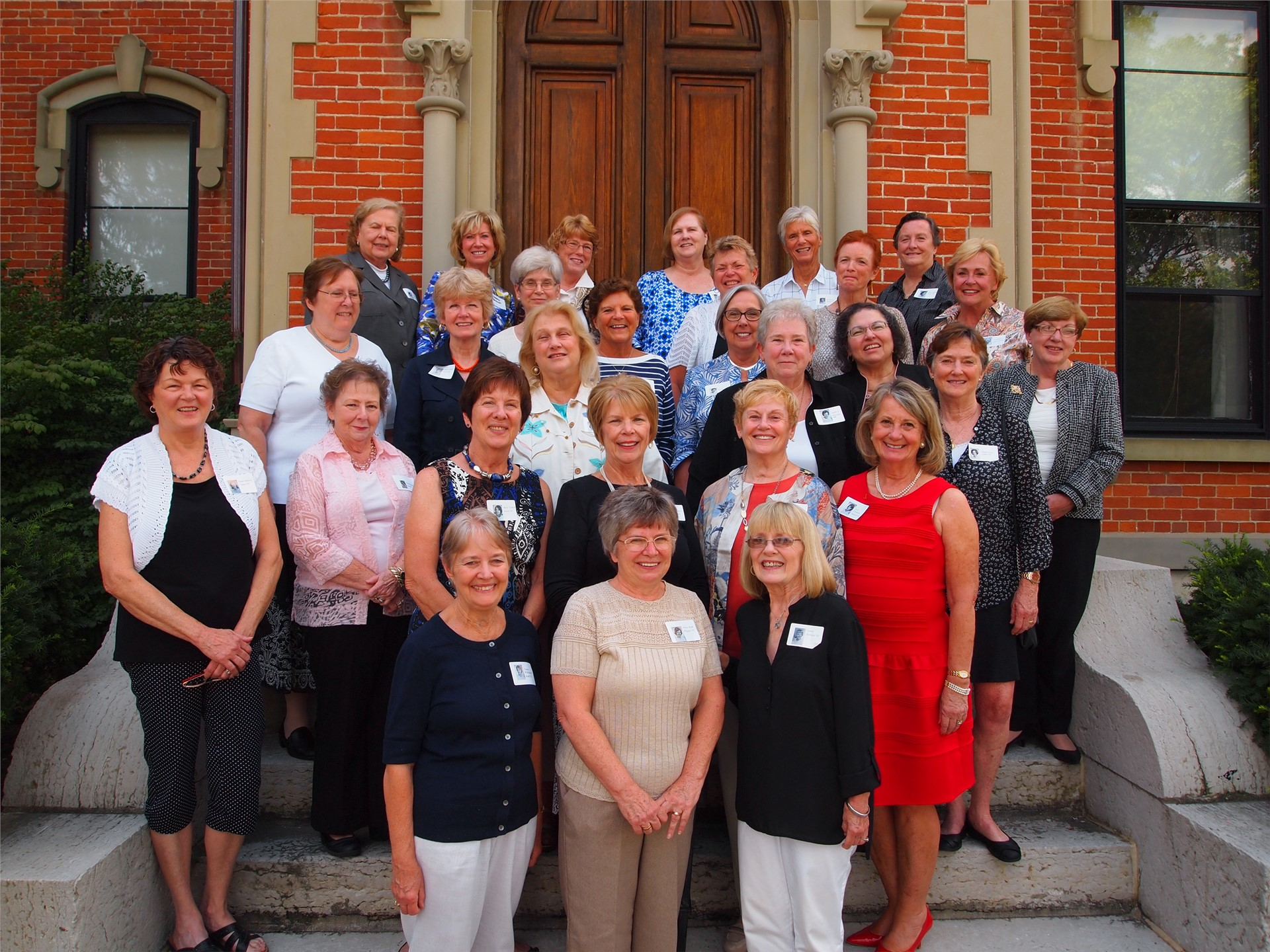 Welcome SUA Golden Class of 1964 to Reunion Weekend 2015!