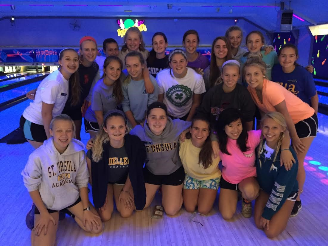 PE classes have plenty of time to go bowling at Stones Lanes during class
