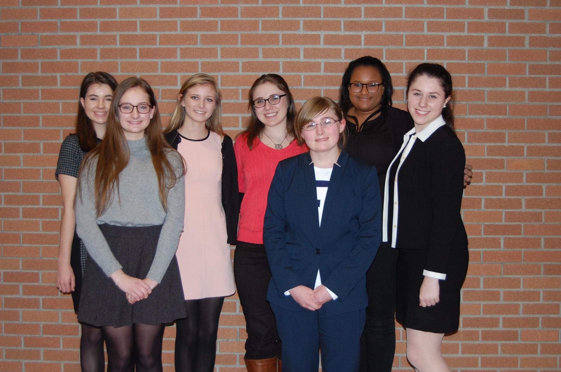 Saint Ursula Academy Team Wins First Ever High School Ethics Bowl