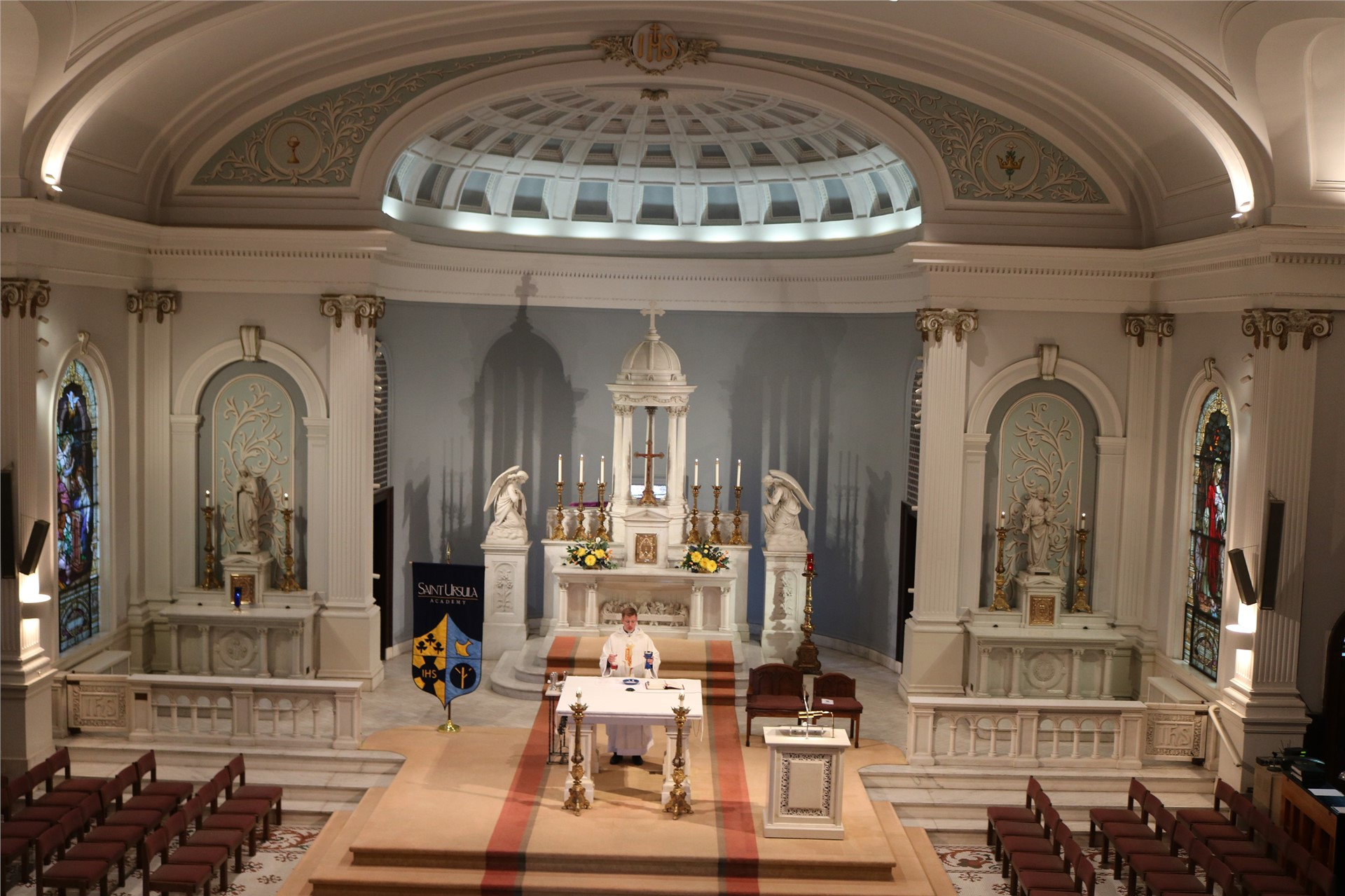 SUA Celebrates the 100th Anniversary of our Chapel