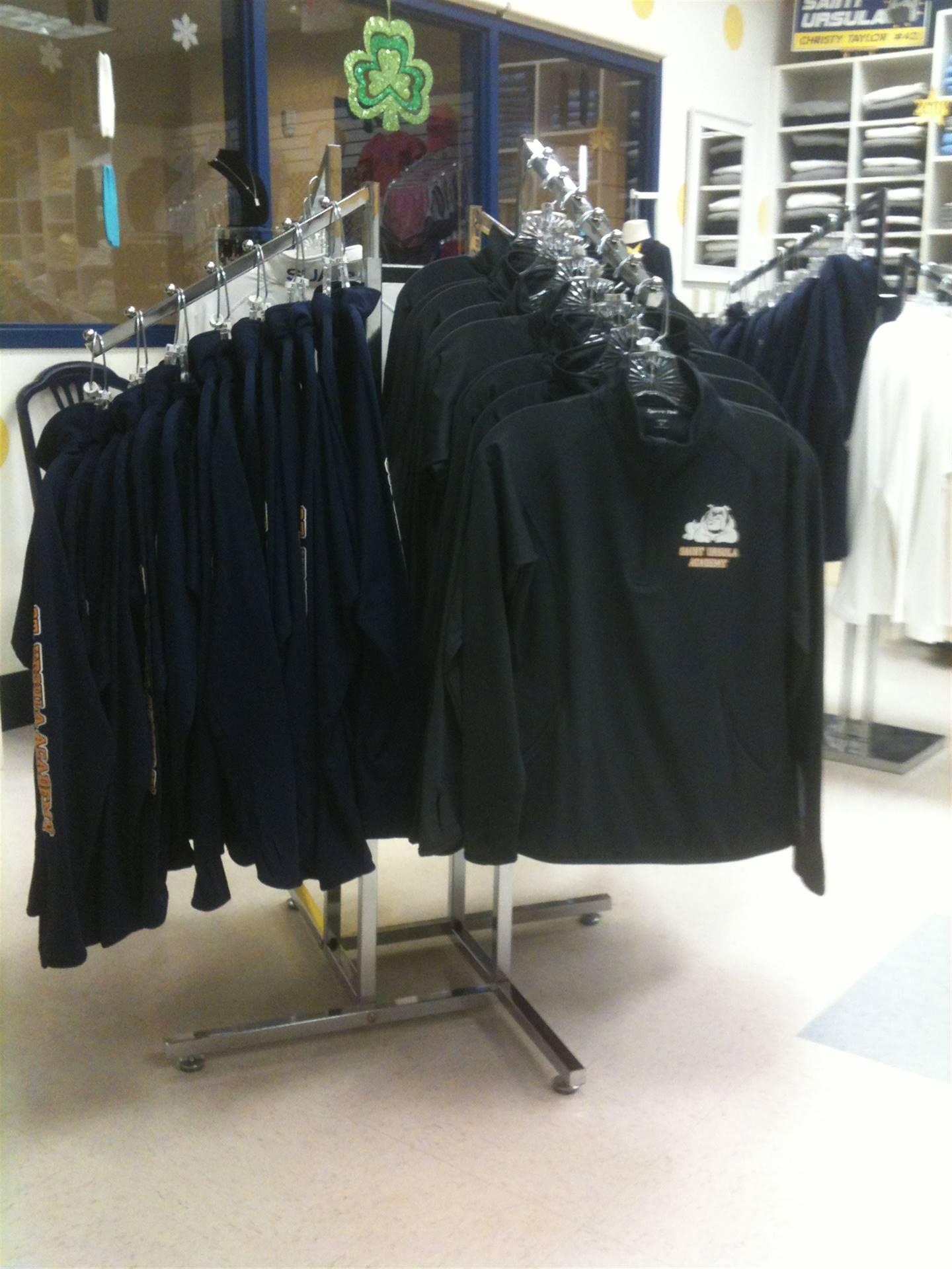 Zip jackets