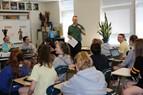 Saint Ursula classroom